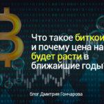 Что такое биткоин и почему цена на него будет расти!?