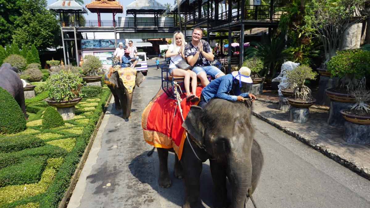 Отдых в Тайланде 2018, Паттайя, декабрь